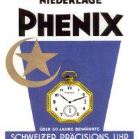 La fábrica de relojería Phenix