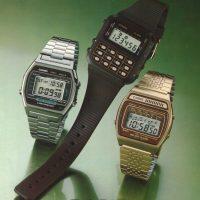Catálogos CASIO 1980 – 1983