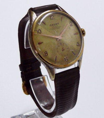 Historia de los Relojes Cauny ¿Relojes suizos o españoles ?